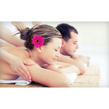 Aromatherapy Face&Body Couple Massag