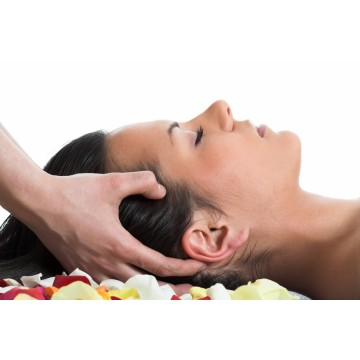 Antistress Head, Neck & Shoulders Massage