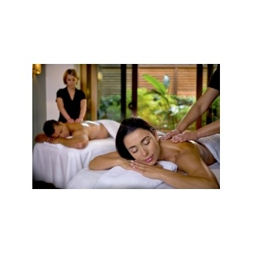Holiday Flavoured Couple Massage