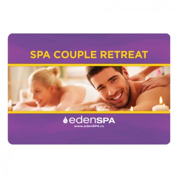 Card Cadou Cupluri I Spa Couple Retreat