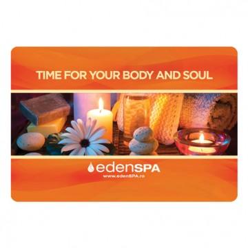 Card Cadou Terapie Fata-Gat-Decolteu | Time for Your Body and Soul