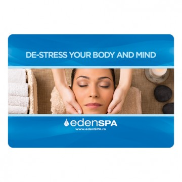 Card Cadou Aromaterapie | De-stress Your Body and Mind
