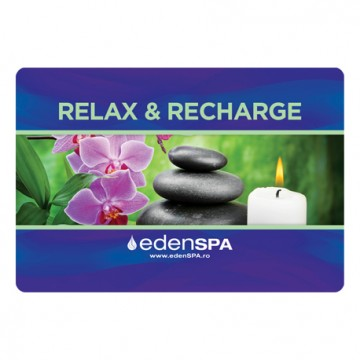 Card Cadou Program Relax & Recharge