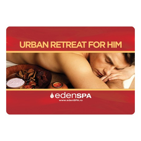 Card Cadou | Urban Retreat for Him