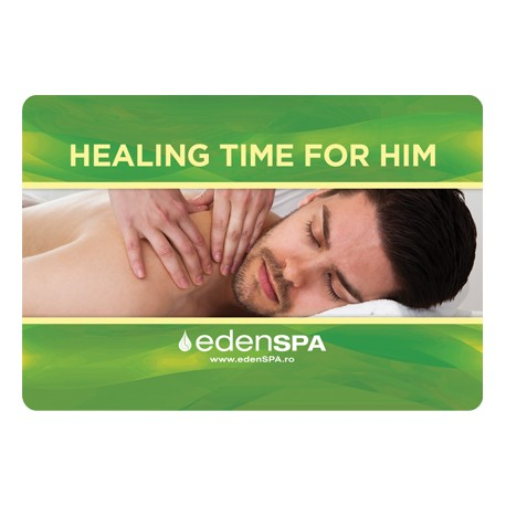 Card Cadou | Healing Time for Him