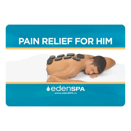 Card Cadou | Pain Relief for Him