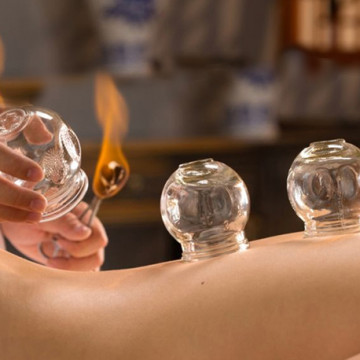 Anti-cellulite cupping massage and aloe vera wrap | Sculpt and hydrate your body