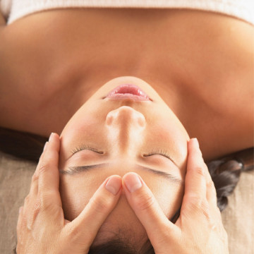 Ayurveda Facial Massage