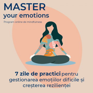 MASTER Your Emotions – online