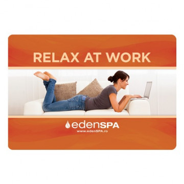 Card Cadou | Relax at Work