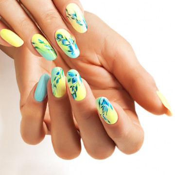 Pictura  Complexa Unghie | Complex Painting Nail Art