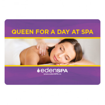 Gift Card | Queen for a Day at SPA