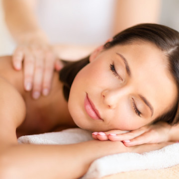 Spa Package   Queen for a Day at SPA