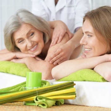 Mother & Daughter Celebration at Spa- adults